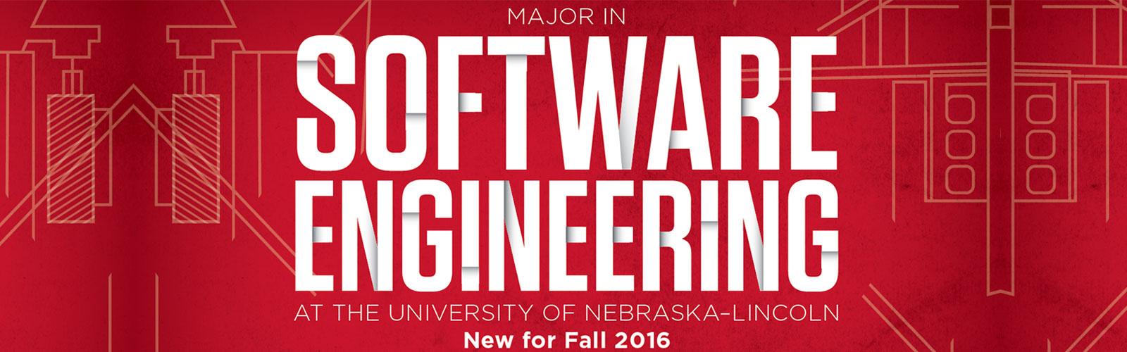 Software Engineering major debuts at UNL