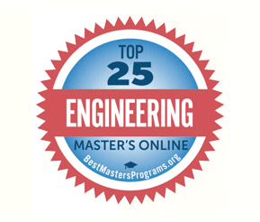 Top 25 Engineering Master's Online: BestMastersPrograms.org