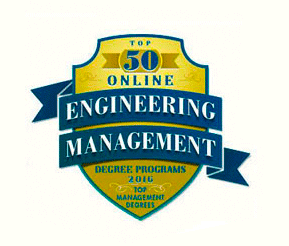 Top 50 Online Engineering Management Degree Programs 2016