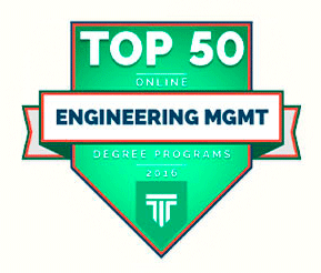 Top 50 Online Engineering Mgmt Degree Programs