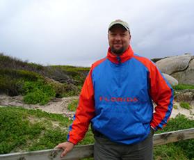Associate Professor, Kevin Grosskopf