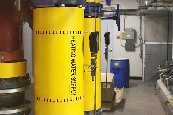 Image of Heating Water Supply at PKI.
