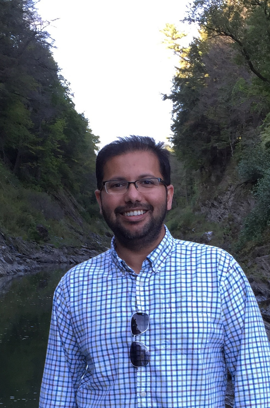 Deepak Keshwani Portrait