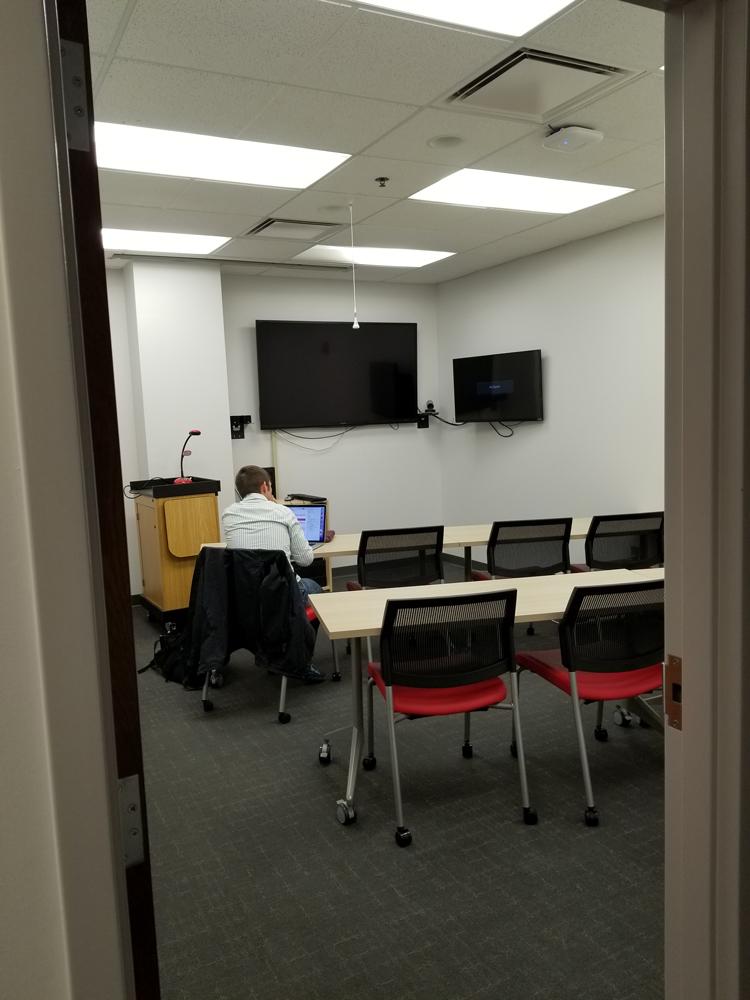 Civil Scott Technology Center Information College Of