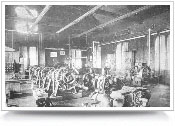 figure 6. Early laboratory of the EE building around 1904.