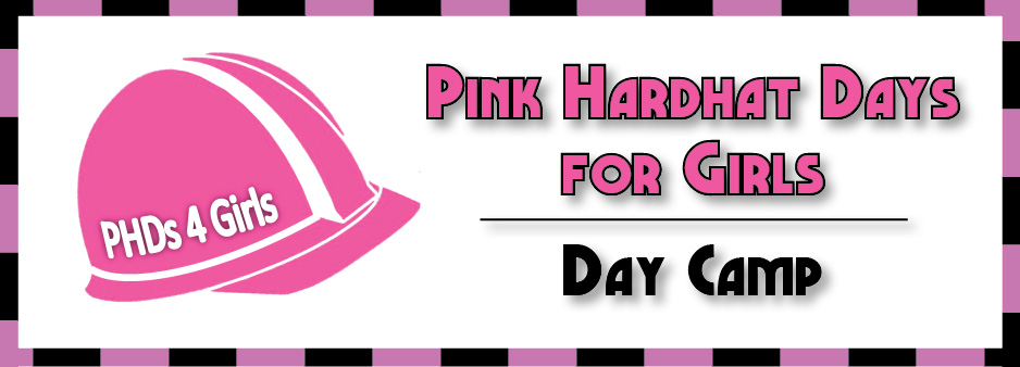 Pink Hard Hat Days is open to students in grades 9-12 for a three-day engineering camp.