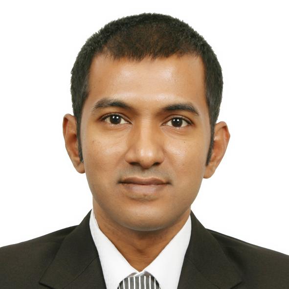 Portrait of Post-Doc Badrul Alam Bony