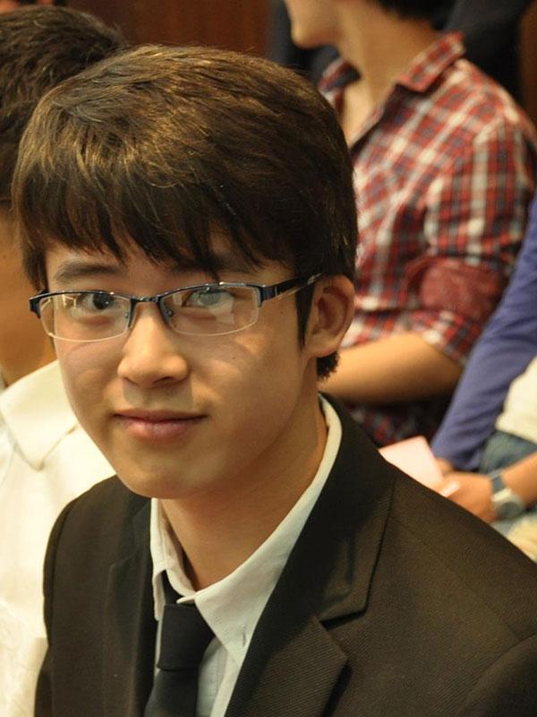 Chuyang Liu