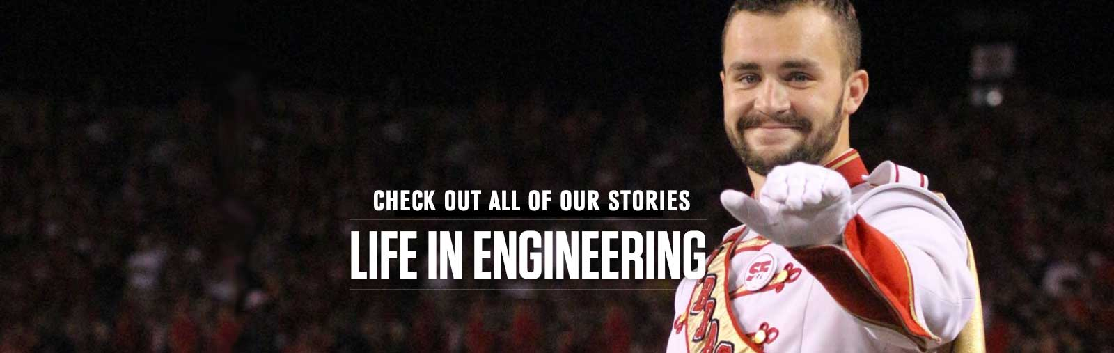 Life In Engineering: Check out all of our stories