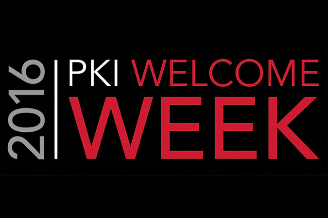 PKI Welcome Week 2016