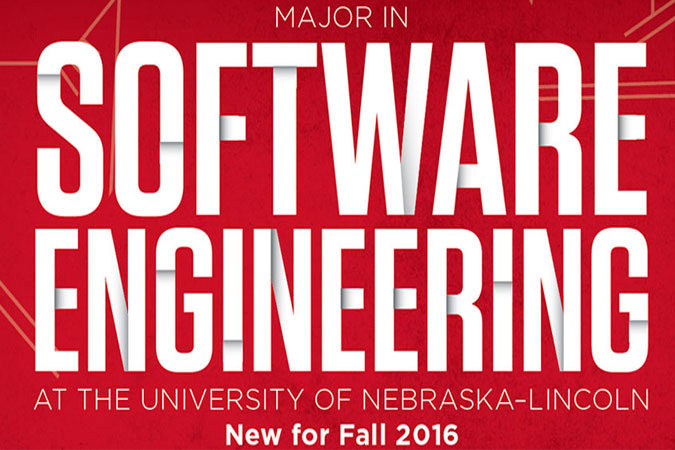 Major in Software Engineering, New for the Fall 2016.