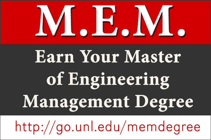 M.E.M. Earn Your Master of Engineering Management Degree