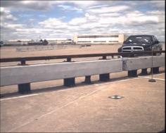 A roadside-media barrier for U.S. roadways.