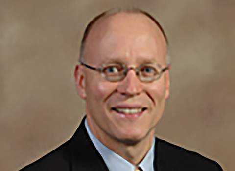 Photo of Dr. Joseph Turner, Robert W. Brightfelt Professor of Mechanical & Materials Engineering