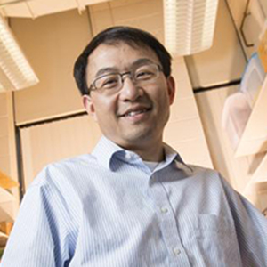 Li Tan, associate professor of mechanical and materials engineering.