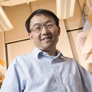 Li Tan, associate professor of mechanical and materials engineering.