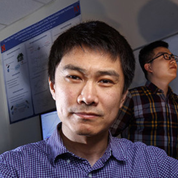Sheng Wei, assistant professor of computer science and engineering.