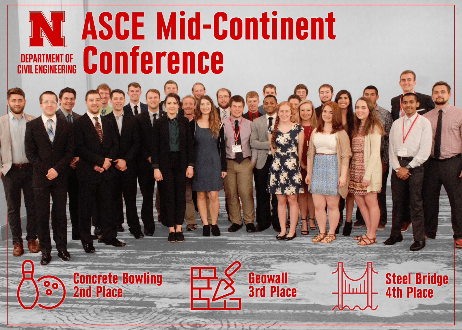 Lincoln and Omaha ASCE Student Groups