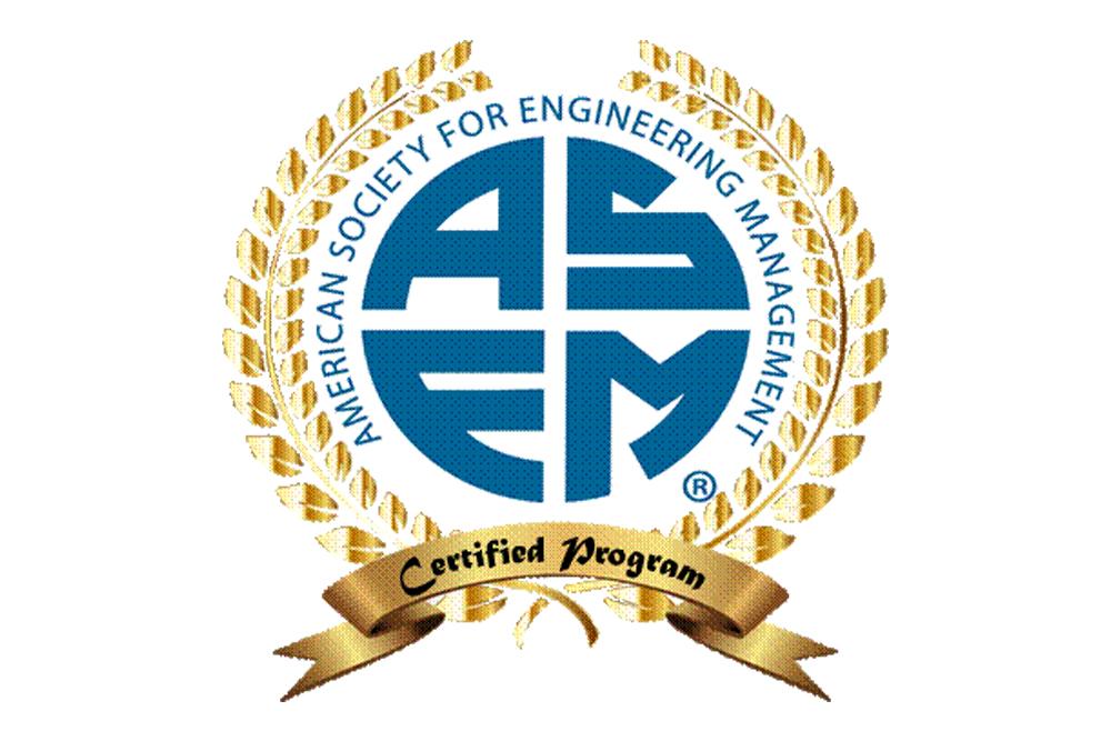 Nebraska's Master of Engineering Management program receives prestigious ASEM certification.