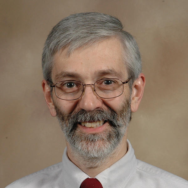 Kevin Cole, professor of mechanical and materials engineering.