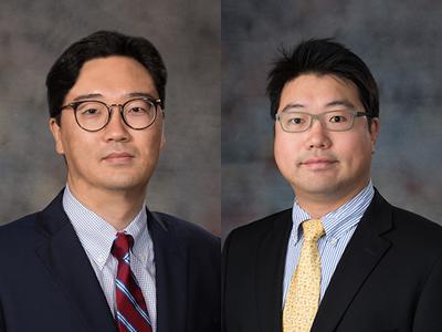 Drs. Jongwan Eun & Chungwook Sim