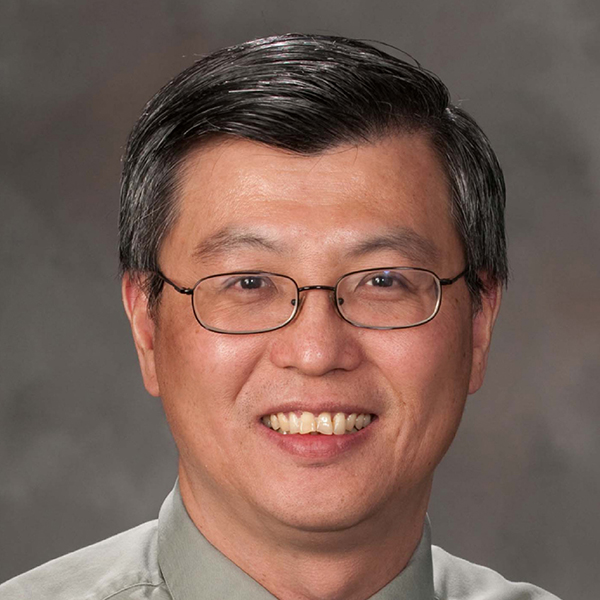 Ruqiang Feng, professor of mechanical and materials engineering.
