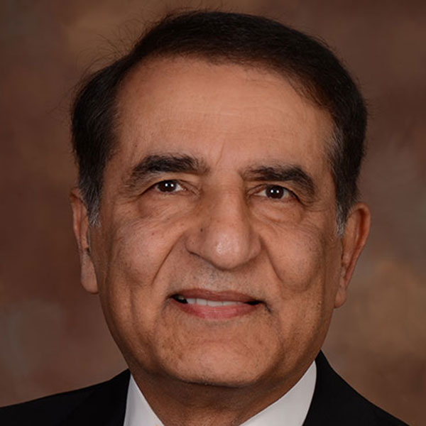 Hamid Vakilzadian, professor of electrical and computer engineering.