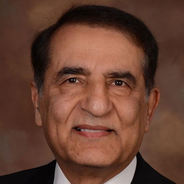 Hamid Vakilzadian, professor of electrical and computer engineering.
