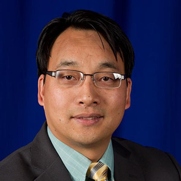 Jian Wang, associate professor of mechanical and materials engineering.
