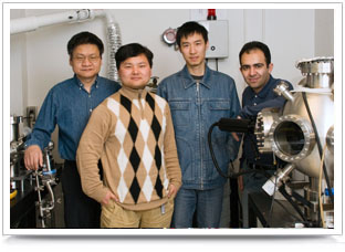 Professor Yongfeng Lu and his team.
