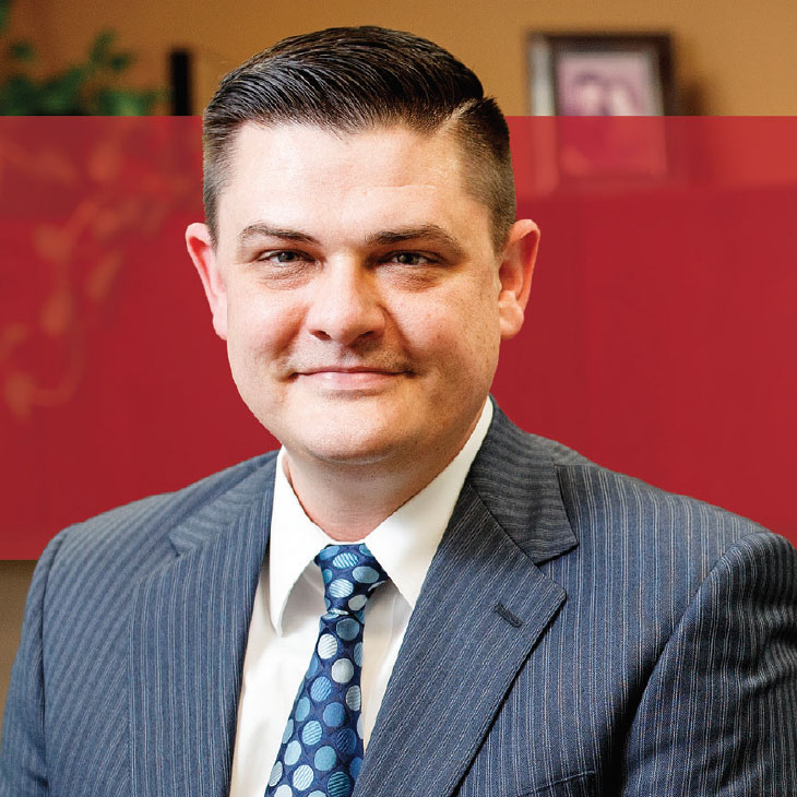 """""""The MEM program has prepared me to continue down the path of success to increasingly larger and more visible roles within my company.""""<br><br>Matt Walker '06 MECH/'18 MEM Manager, Mechanical Engineering Zachry Engineering Corporation, Omaha, Nebraska"""