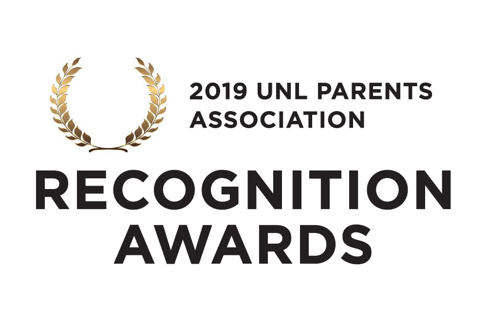 Faculty and staff from the College of Engineering earned 10 UNL Parents Association Recognition Awards at the banquet held Friday, March 1.