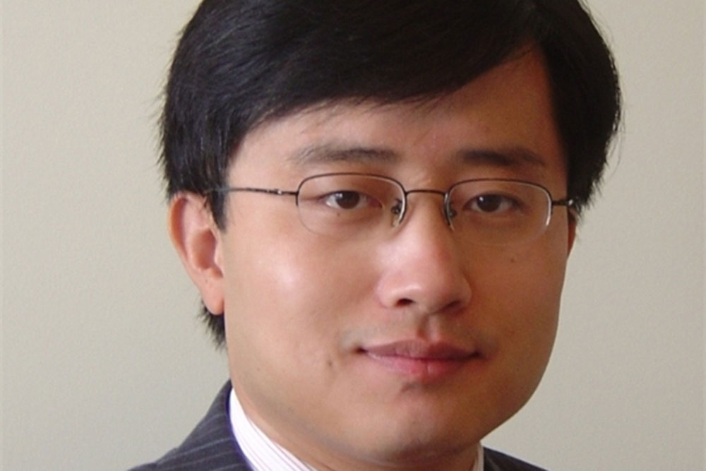 Wei Qiao, professor of electrical and computer engineering.