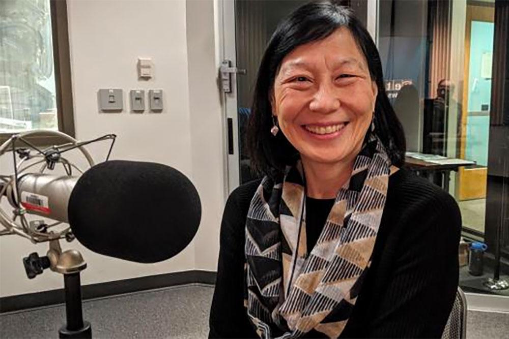 Sally Wei