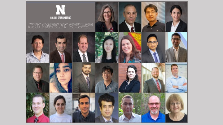 New faculty for 2019-20 brings total hires over three-year period to 45.