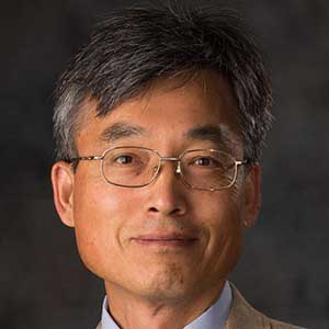 Chung Song, associate professor of civil engineering