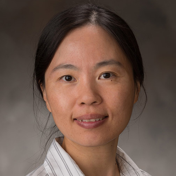 Wei Niu, associate professor of chemical and biomolecular engineering