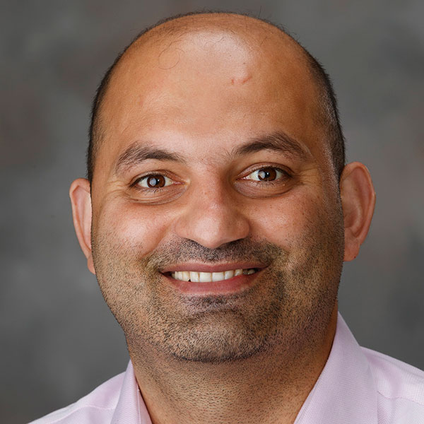 Fadi Alsaleem, assistant professor of architectural engineering.