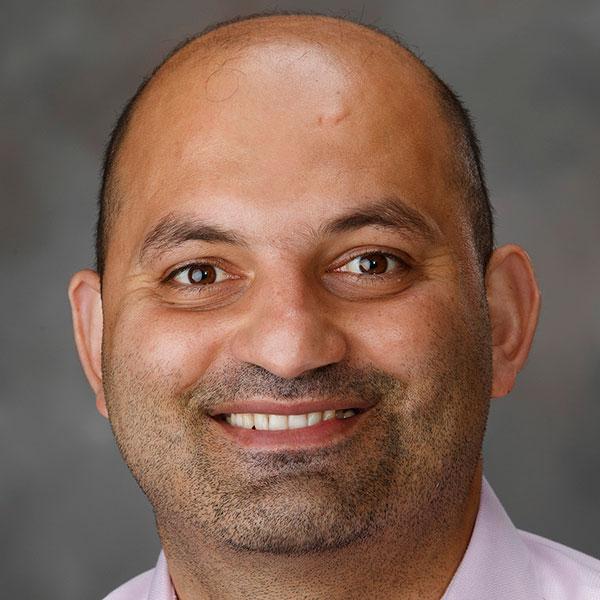 Fadi Alsaleem, assistant professor of architectural engineering