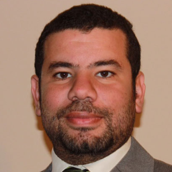 Ashraf Aly Hassan, research assistant professor of civil engineering.