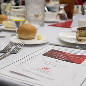 UNL's Architectural Engineering Awards Banquet was March 3 in Omaha.