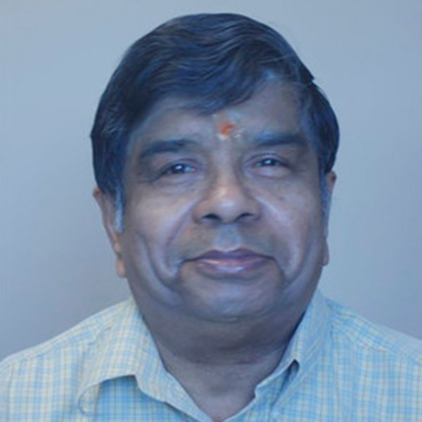 Ram Bishu, professor of mechanical and materials engineering.