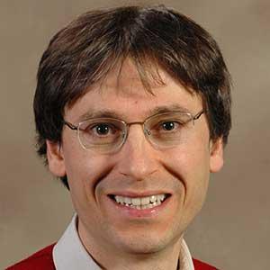 Florin Bobaru, professor of mechanical and materials engineering