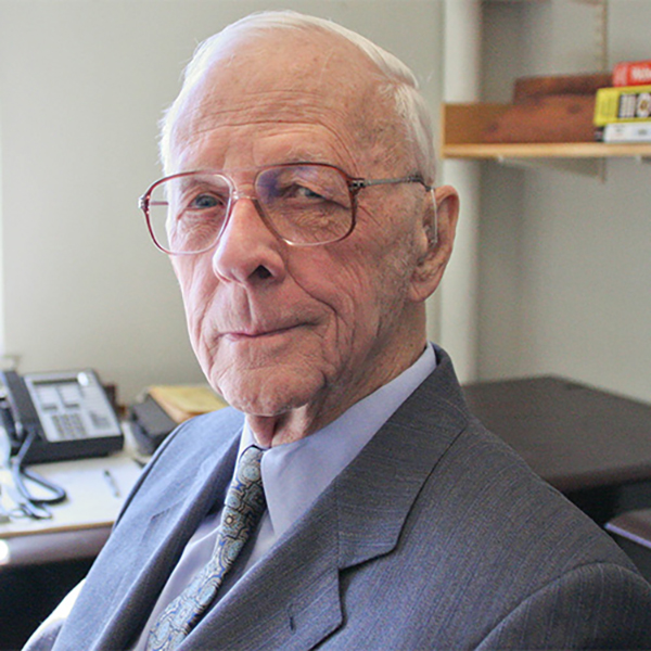 Jay W. Forrester, a 1939 Nebraska electrical engineering graduate, was a pioneer in the field of computing and computer modeling and the father of system dynamics.