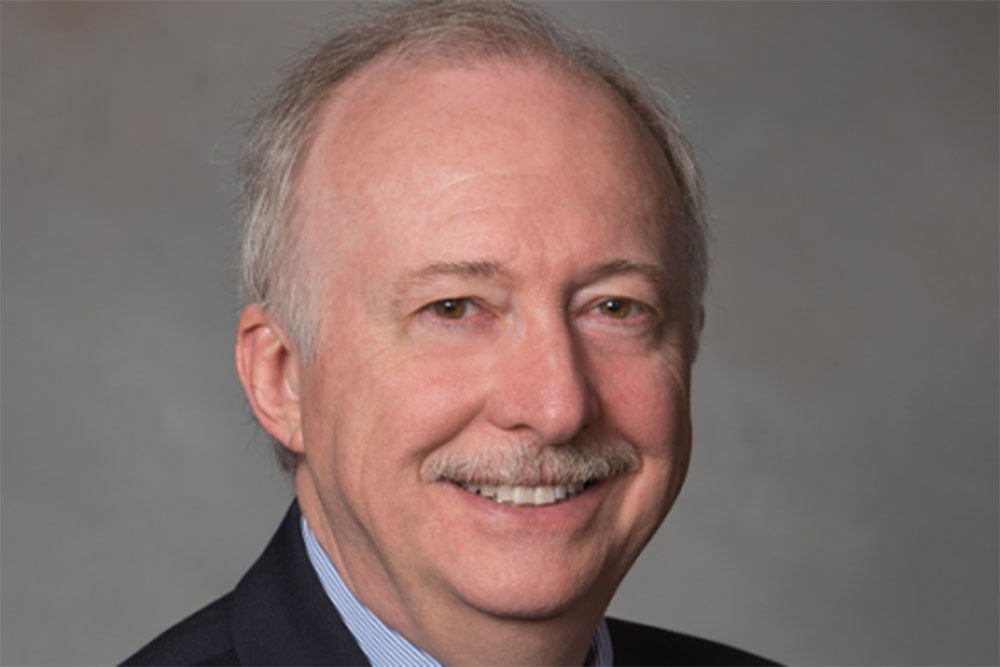 Jerry Hudgins, professor and chair of electrical and computer engineering, is the new interim director of Nebraska Center for Energy Sciences Research.