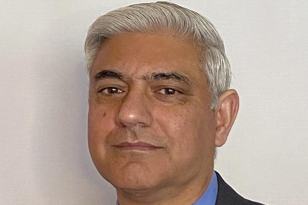Aemal Khattak, director of Mid-America Transportation Center and professor of civil and environmental engineering