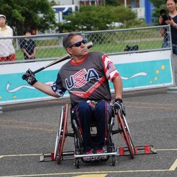 Uno Wheelchair College Tournament: Dean Lance C. Pérez Builds Success, Relationships Both On