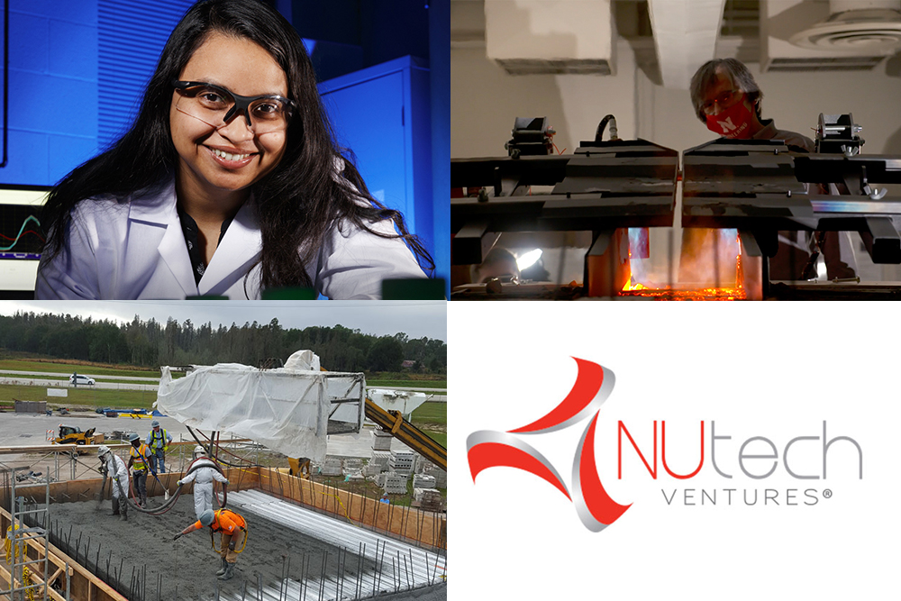 College of Engineering faculty, alumni and projects received recognition at the 2020 NUtech Ventures Innovator Awards.