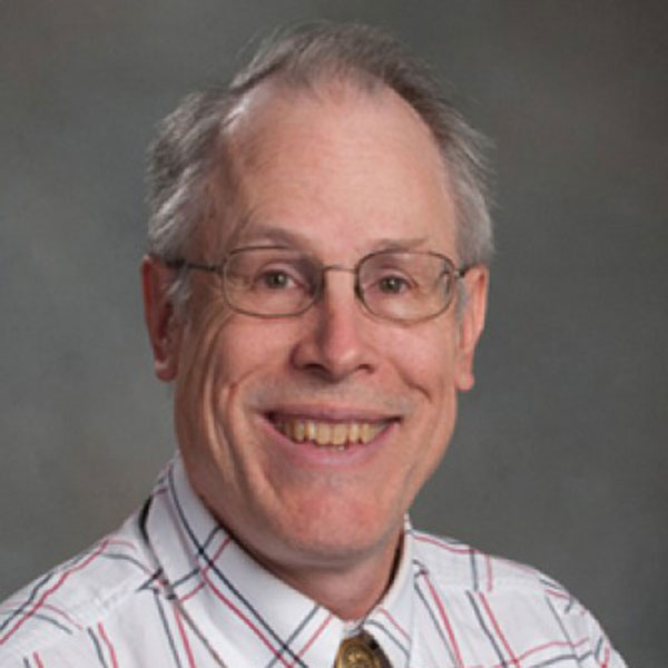 Charles Riedesel, assistant professor of computer science and engineering