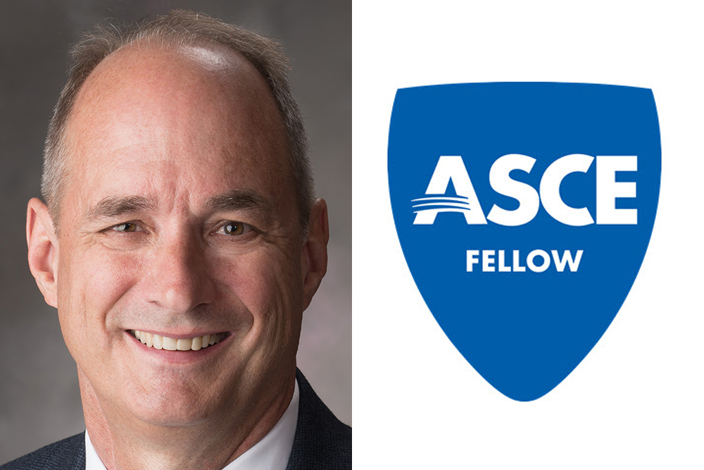 Laurence Rilett, professor of civil and environmental engineering and director of both Mid America Transportation Center and Nebraska Transportation Center, has been selected to the 2021 class of ASCE Fellows.